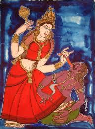 Menopause, tantra, yoga, Bagalamukhi